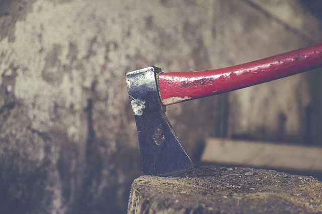 Test Your Aim at Bad Axe Throwing
